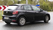 2018 VW Polo yeni casus fotoğrafları