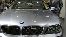 BMW Hydrogen 7 World Debut at LA Auto Show