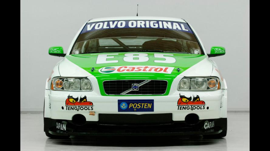 Volvo STCC a bioetanolo: l'ecologia passa per le competizioni