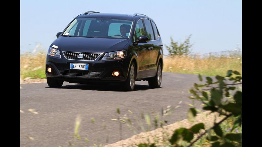 Seat Alhambra 2.0 TDI 170 CV CR DSG Style