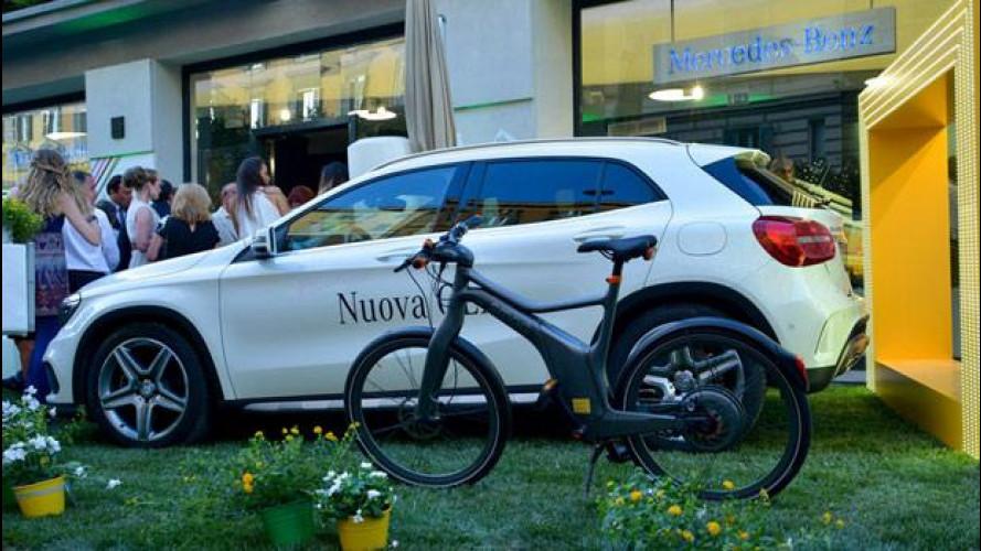 Urban Mobility Store, il supermarket della mobilità firmato Mercedes-Benz
