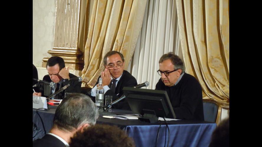Marchionne come Springsteen:
