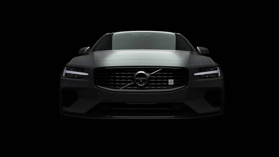 2019 Volvo S60 Teaser Video Shows Range-Topping Model