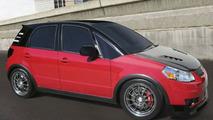 Suzuki RoadRace SX4