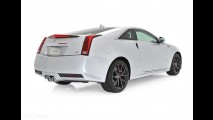 Cadillac CTS-V Coupe Silver Frost