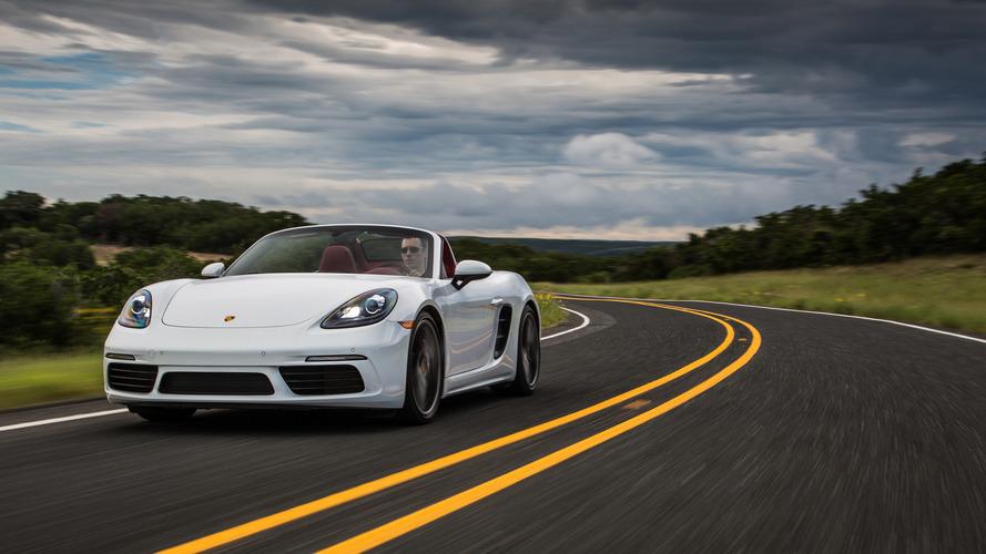 İnceleme: Porsche 718 Boxster S