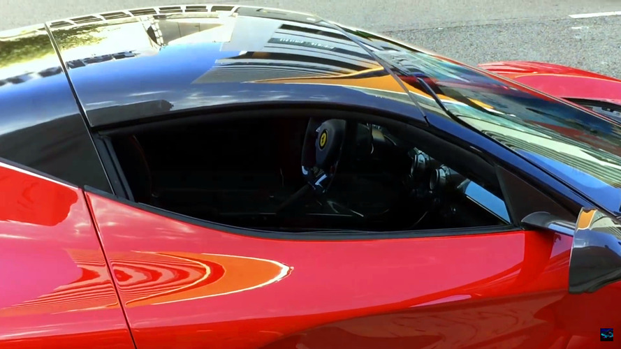 Ferrari LaFerrari Aperta Barselona