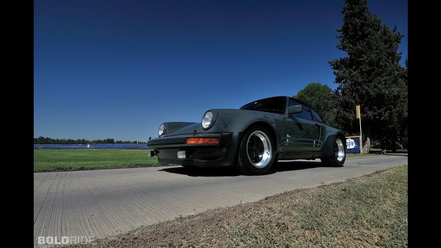 Porsche 930 Turbo Steve McQueen