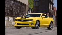 Edição Especial: GM lança Camaro Transformers nos EUA - Veja fotos em alta resolução