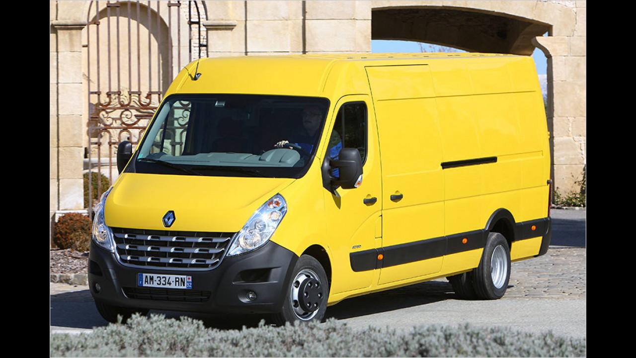 Renault Master (2010)