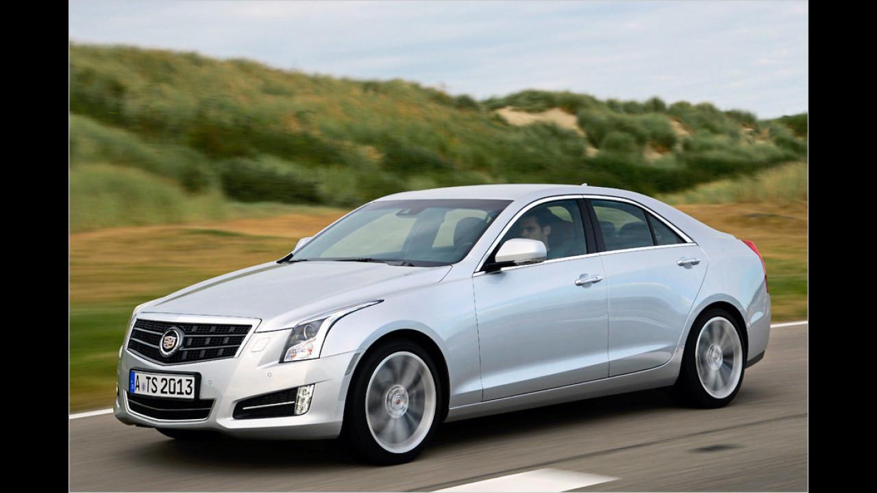 Cadillac ATS