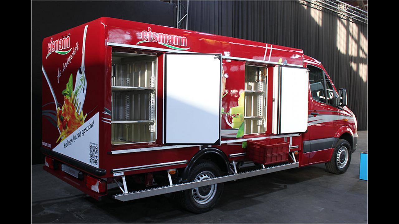 Kühlfahrzeug von Carlsen Baltic
