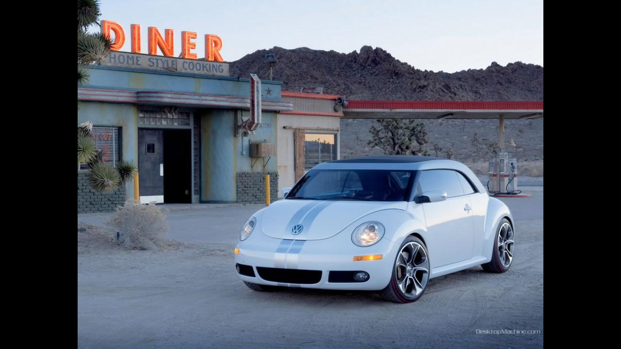 Volkswagen Beetle Ragster Concept