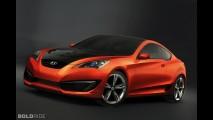 Hyundai Genesis Coupe Concept