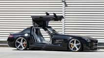 Mercedes SLS AMG by MEC Design - 27.5.2011