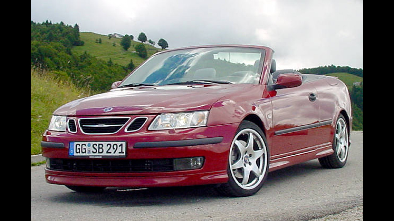 Saab 9-3 Cabriolet 1.8t Linear