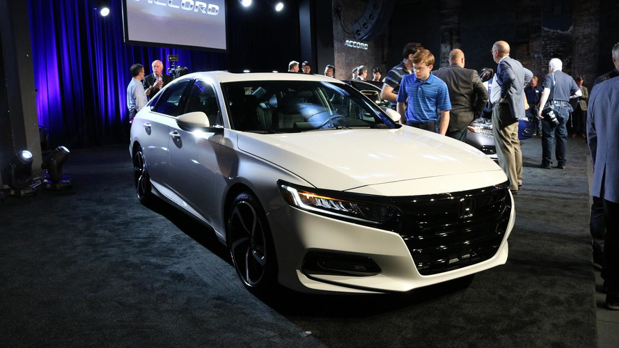 Honda Accord Sport 0 60 >> 2018 Honda Accord To Be Unveiled July 14 - Page 9 - RedFlagDeals.com Forums
