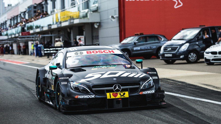 Mercedes quits the DTM championship