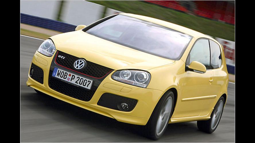 Comeback einer Legende: VW bringt Golf GTI Pirelli