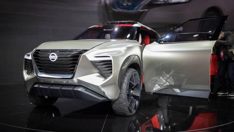 Nissan présente le concept Xmotion