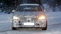 2019 Mercedes CLA spy photo
