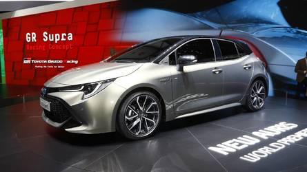 Novo Toyota Auris antecipa detalhes do próximo Corolla
