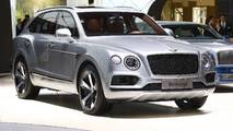 Bentley Bentayga V8 Gasoline at the 2018 Geneva Motor Show