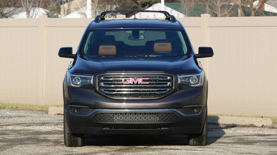 2018 GMC Acadia All Terrain: Review