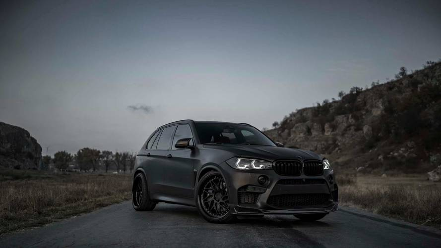 Z Performance BMW X5 M