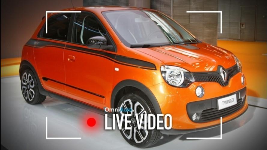 Al Motor Show le 5 novità della Renault per il 2017 [VIDEO]
