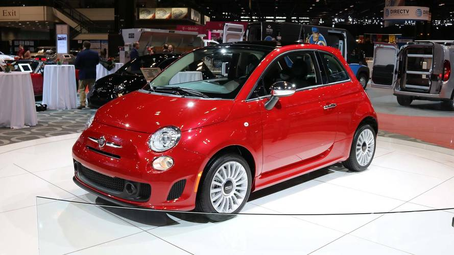 Fiat 500 Goes All Turbo For 2018