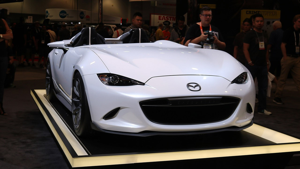 Mazda MX-5 Speedster Evolution 003