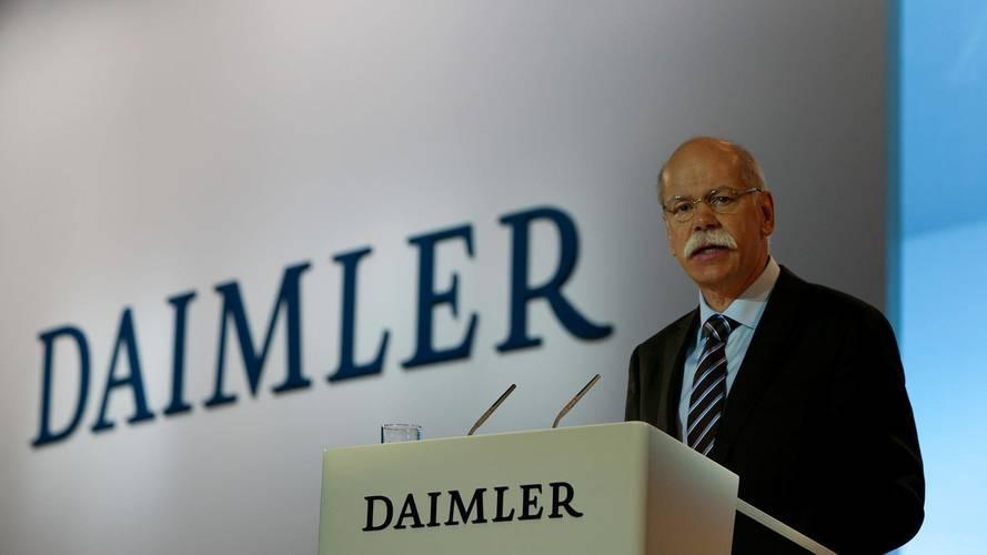 Dieselgate - Le patron de Daimler à nouveau convoqué