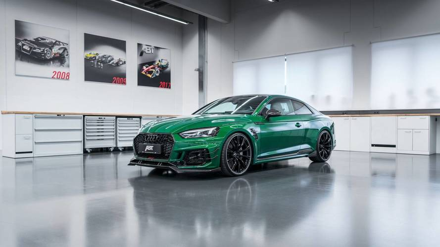 Audi RS5-R By ABT