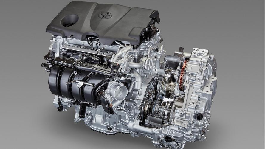 Toyota'nın yeni 10 ileri şanzımanı ve motorları tüketimi yüzde 20 oranında düşürebilir