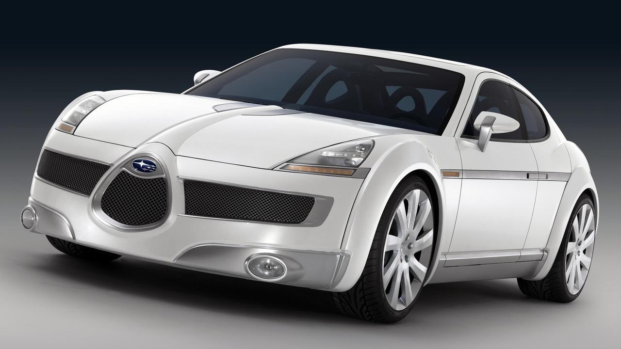 2003 Subaru B11S concept