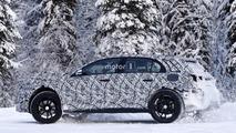 2020 Mercedes GLA new spy photo