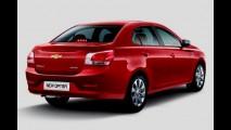 Chevrolet: rival para o Honda City deve ficar pronto até 2018