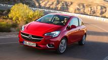 Opel Corsa 3p rojo