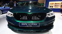 2018 Alpina D5 S