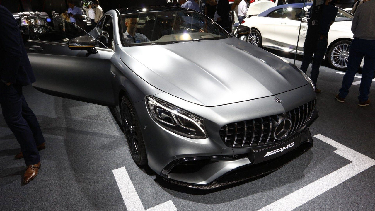 2018 mercedes s class coupe cabriolet including s63 s65. Black Bedroom Furniture Sets. Home Design Ideas