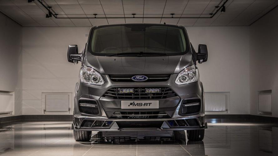 Ford R Spec Transit Custom, preparada por MS RT