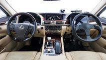 Toyota Araştırma Enstitüsü otonom test aracı