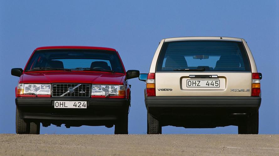 Classic Ads: 1984 Volvo 740 GLE