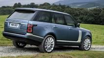 2018 Range Rover Rear Static