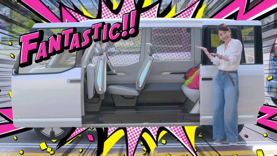 Daihatsu présente ses étonnants concepts en vidéo