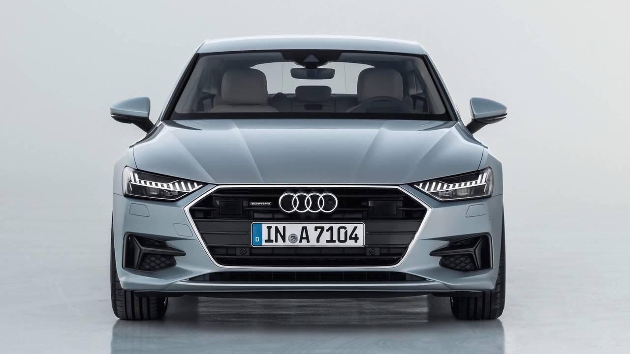 Audi A7 Side-By-Side