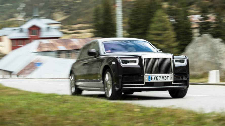 Rolls-Royce Phantom and grime star Skepta's unlikely alliance