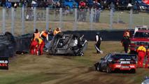 Hazelwood crash Supercars 2