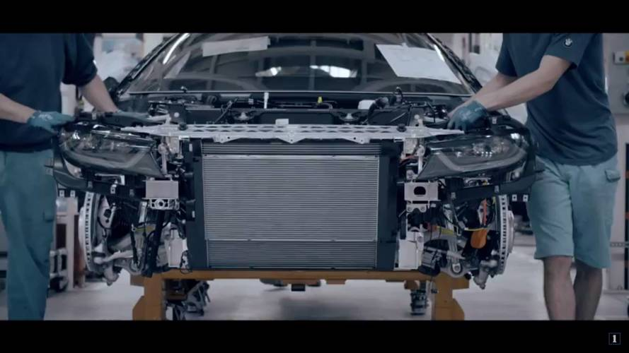 BMW i8 Roadster Reveals Soft Top, New Headlights In Teaser Video